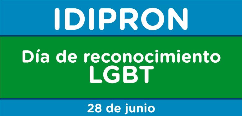28 de junio día de reconocimiento LGBT