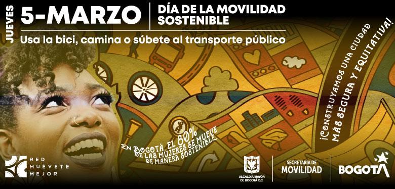Día de la movilización sostenible 5 de marzo de 2020