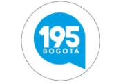 Línea 195: Información acerca de los trámites, servicios, campañas y eventos de las entidades distritales