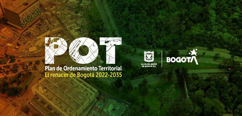 POT: Bogotá renace Contigo