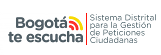 Enlace a Bogotá te escucha