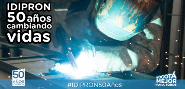 IDIPRON es la oportunidad para los que no tienen oportunidades