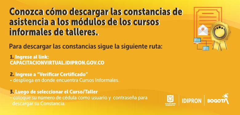 Solicitud Certificados