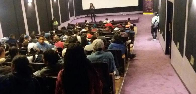 cinemateca distrital e idipron brindando oportunidades
