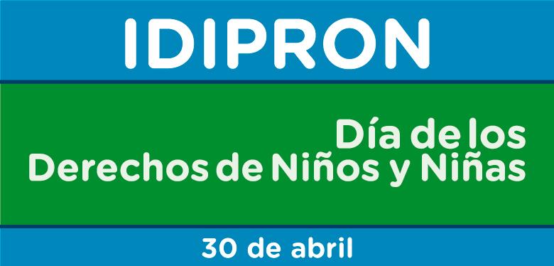 30 de abril, Día de los Derechos de Niños y Niñas