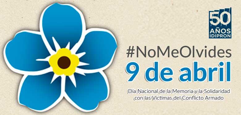 Día nacional de la memoria y la solidaridad con las víctimas del conflicto armado