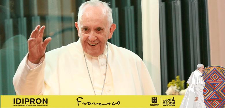 Todos los discursos y homilías que pronunció S.S. Francisco en su viaje apostólico a Colombia