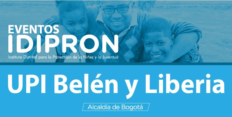 Evento UPi casa Belén y Liberia 30 de julio