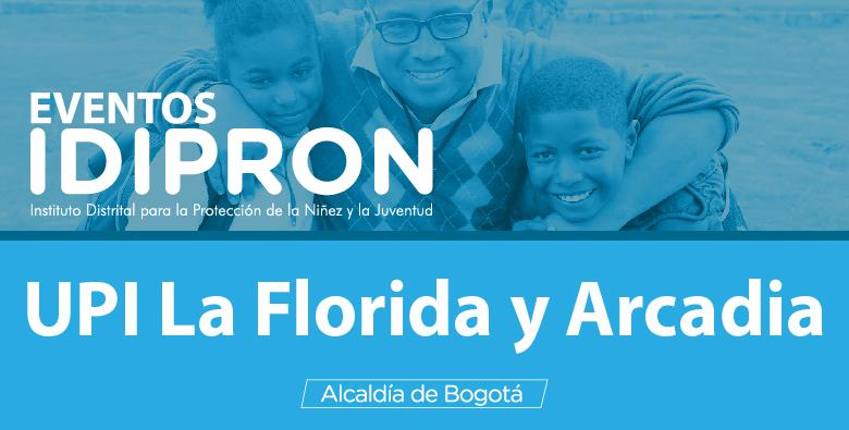 Evento UPI Florida y Arcadia 31 de julio de 2019