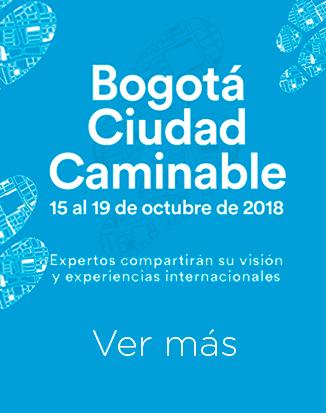 Conoce a los conferencistas Walk21 Bogotá dando clic sobre la imagen