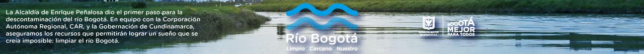 Imágen que describe primer paso para la descontaminación del río Bogotá