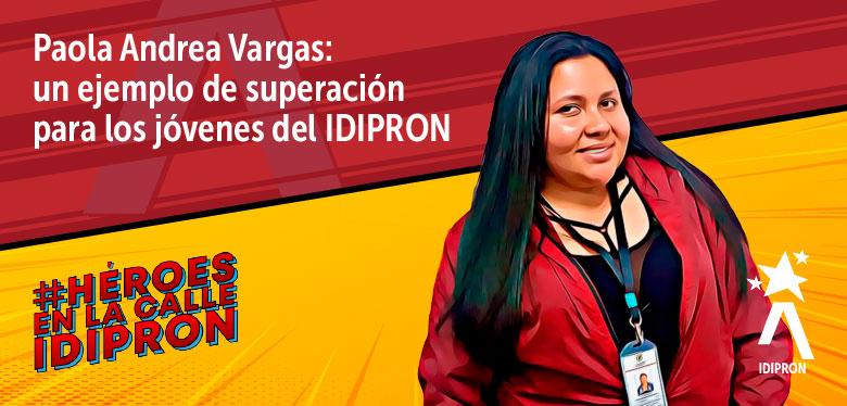 Imagen de nota Paola Superación para Jóvenes del IDIPRON