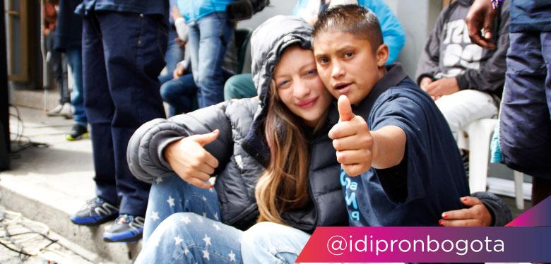 Jóvenes en la Unidad de Protección Integral Rioja