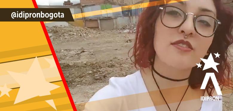 Camila: un futuro que se consolida con el apoyo del IDIPRON