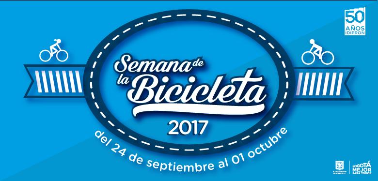 Semana de la Bicicleta 2017