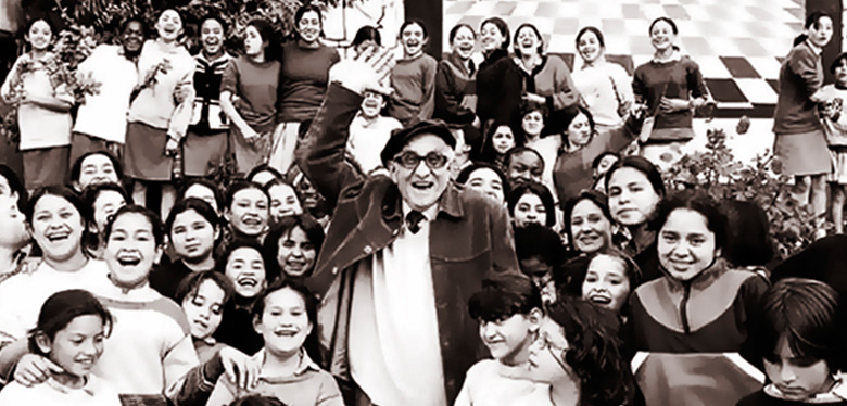 Fallece padre Javier de Nicoló