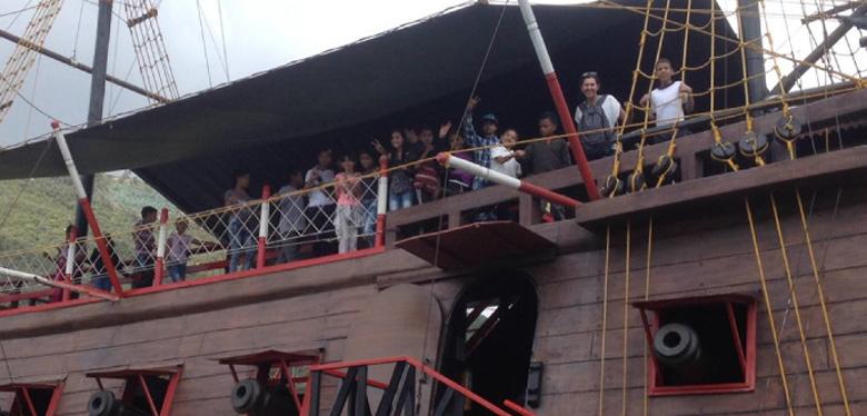 visita niños y niñas idipron parque Jaime Duque